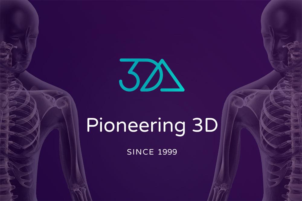 3DAnatomica, Pioneering 3D since 1999